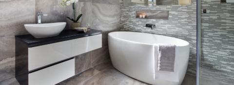 Create a NEW BATHROOM for less